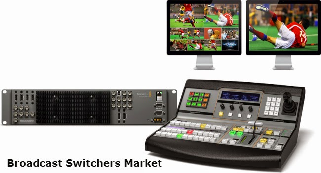 Broadcast Switchers Market