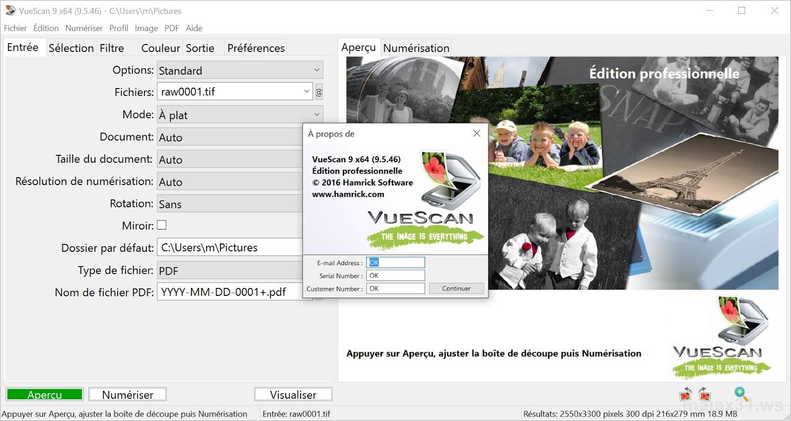 VueScan Professional 9.7.21 [Multilenguaje] [Tres Servidores] VueScan%2BPro%2B9.5.46