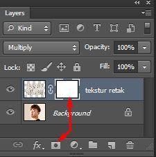 dengan menguasai teknik ini maka soabt sanggup menciptakan pengaruh wajah retak menyerupai tanah kering Manipulasi Wajah Retak Dengan Photoshop