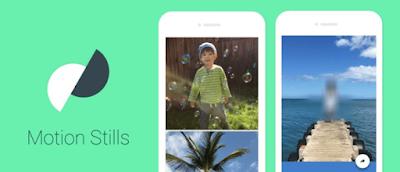 تطبيق Motoion Stills الرائع لتحويل الفيديو الى صوره متحركه..امكانيات و سهوله مدهشه!