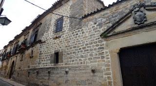 Úbeda, Palacio de los Medinilla.