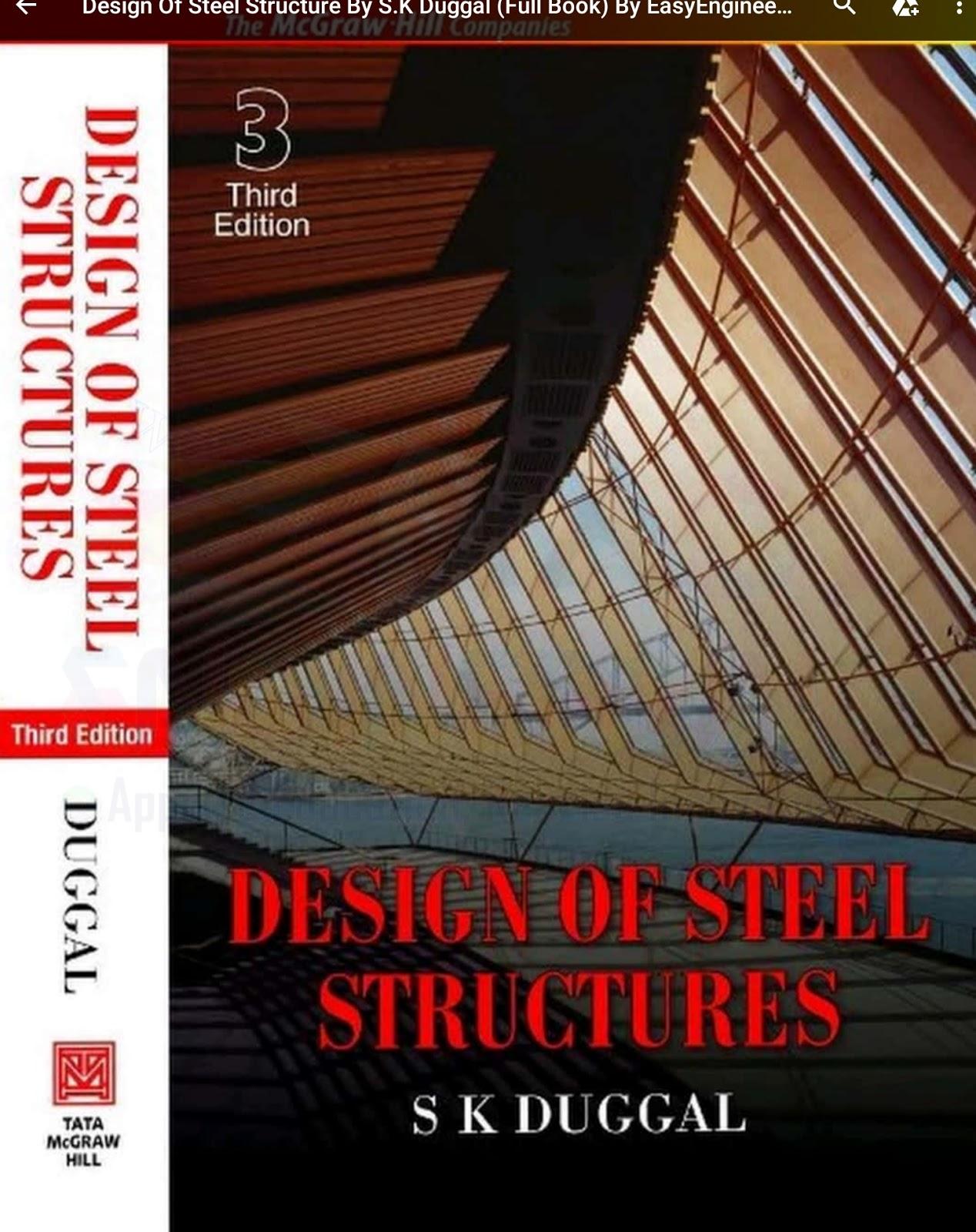 Design Of Steel Structures By S S Bhavikatti Pdf