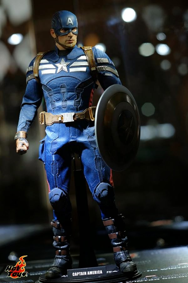 toyhaven: Hot Toys Captain America: The Winter Soldier ...