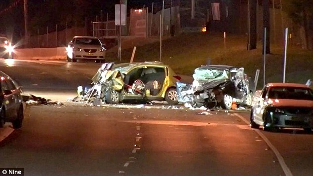 Two women and an unborn twins killed in shocking head-on crash