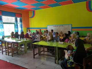 Tujuan Pembentukan WOTK (Wali Orang Tua Kelas)