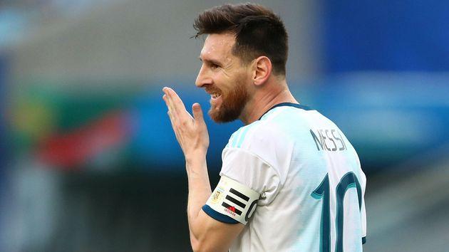 Messi foi o mais buscado no Google durante a Copa América 2019