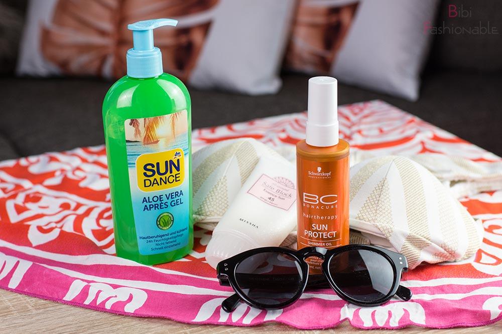 Top 3 Urlaubs Pflege Essentials Titelbild