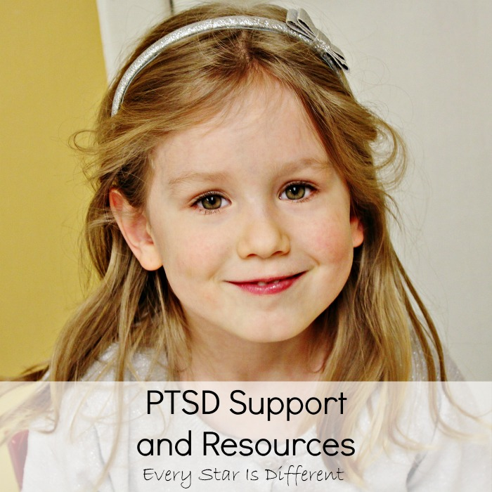PTSD Support and Resources