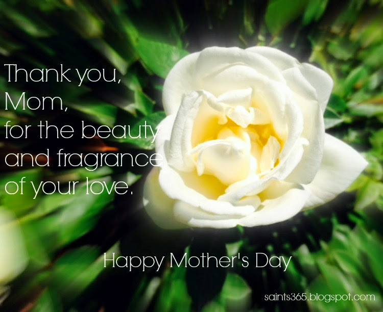 Mothers day blessing catholic