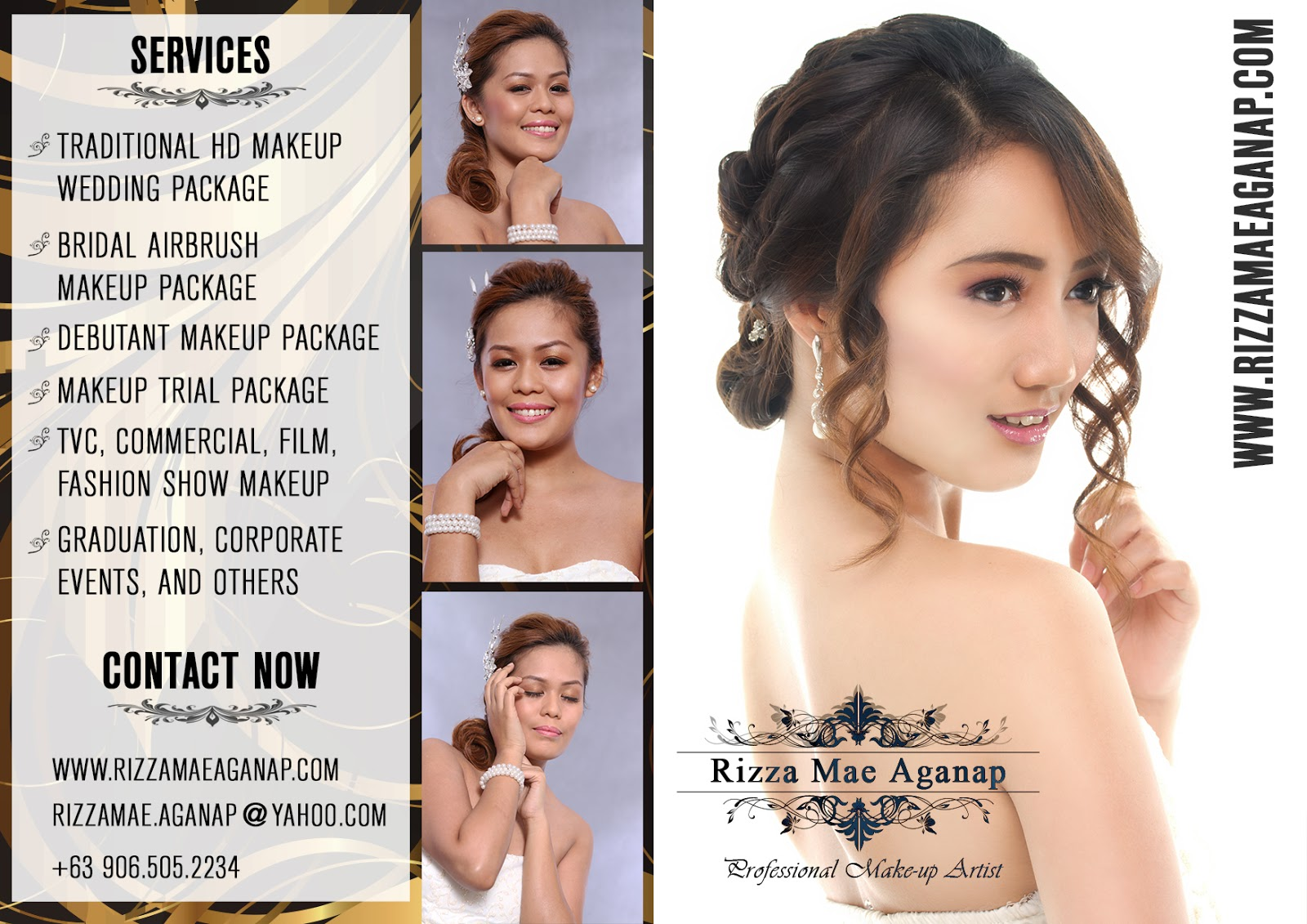 professional wedding makeup artist in manila,philippines