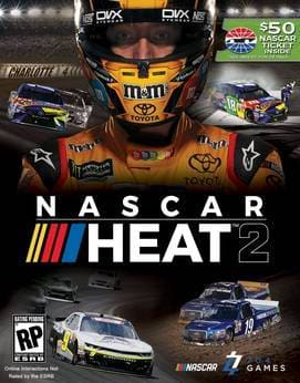 NASCAR Heat 2 Torrent torrent download capa