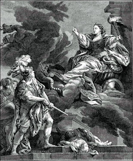 Clarion as Medea