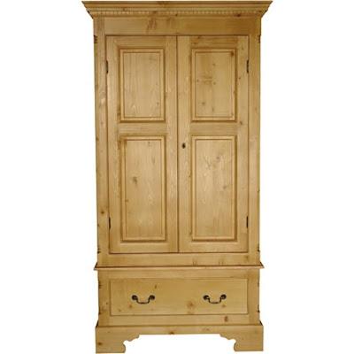 Teak Minimalist waredrobe and Armoire 2 door furniture,interior classic furniture code 105