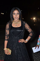 Sakshi Agarwal looks stunning in all black gown at 64th Jio Filmfare Awards South ~  Exclusive 112.JPG
