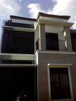 DiJual Rumah Mewah 2 lantai tanah baru depok