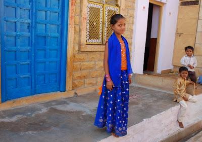 Jaisalmer, la dorée : les temples Jains et le Thar Heritage Museum 34