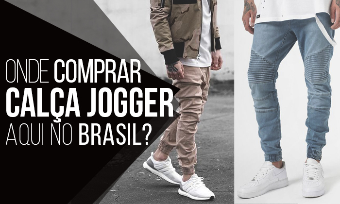 74b5471507f Macho Moda - Blog de Moda Masculina  CALÇA JOGGER MASCULINA  Dicas ...
