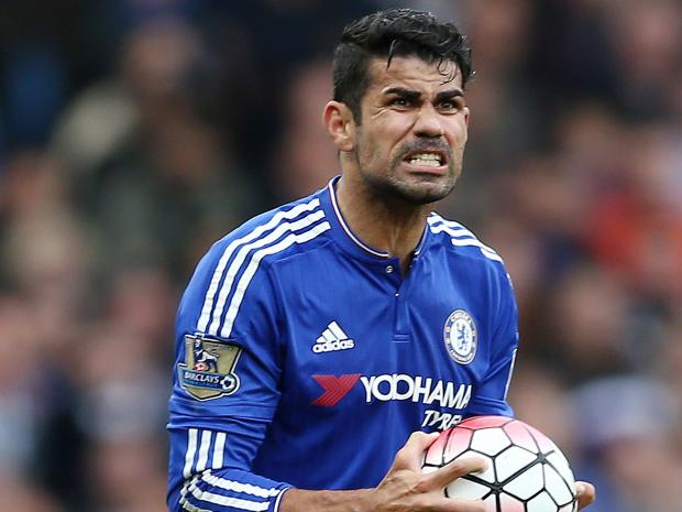 Chelsea FC Diego Costa