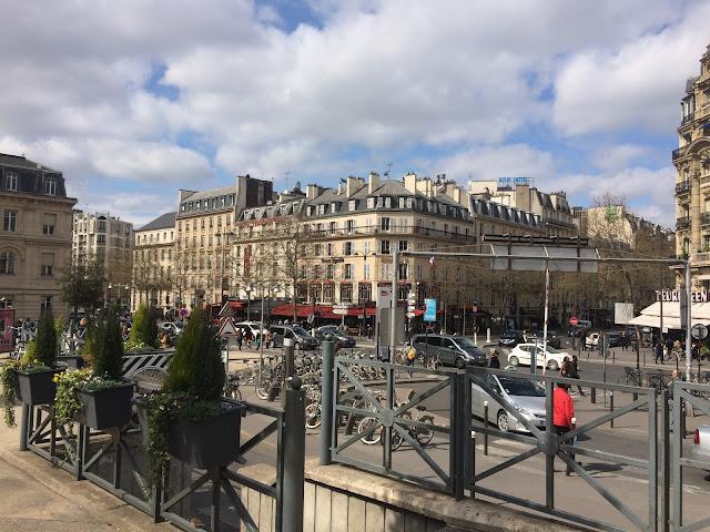 Gare de Lyon, Paris France