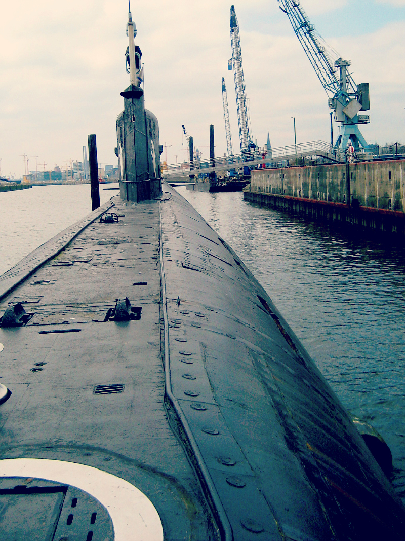 Rosyjski okręt podwodny U-434 Hamburg