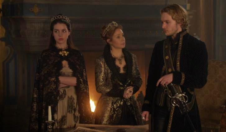 Reign - Abandoned - Review: Consequences and Repercussions
