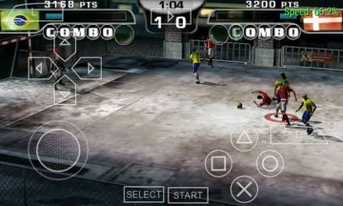 Ppsspp Game Fifa Street 2 Cso Highly Compressed In Just