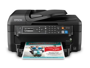 Epson WorkForce WF-2750 Printer Driver Download