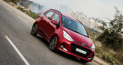 Hyundai Grand i10 Facelift Indonesia