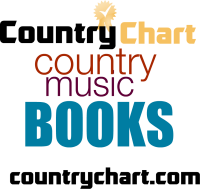 Country Music Books Chart from CountryChart.com Including Songbooks, Autobiographies, Biographies