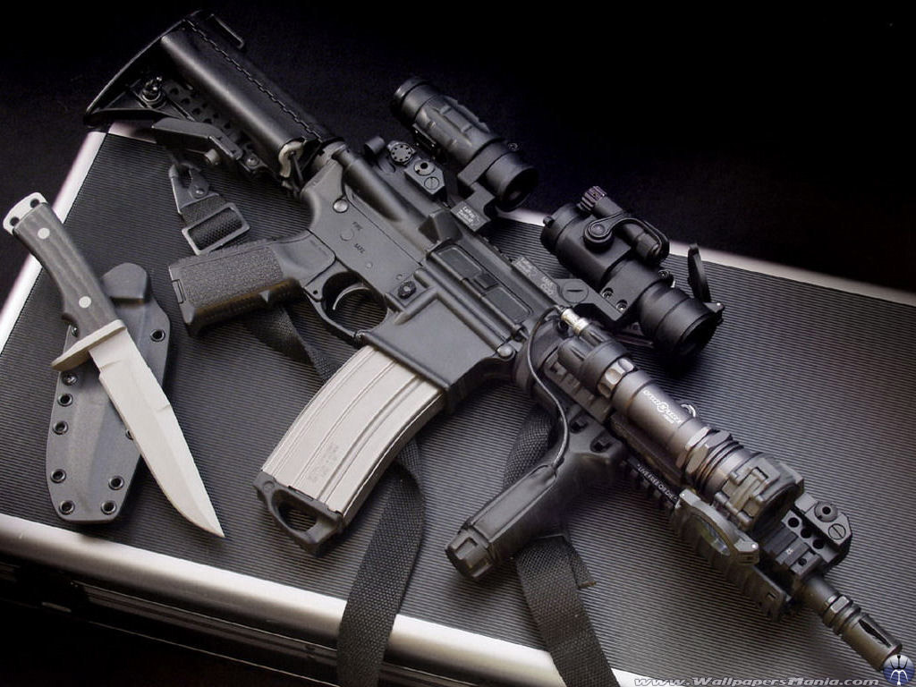 guns background hd - photo #26