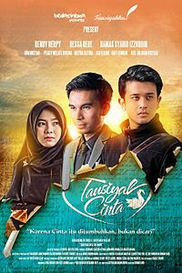 Download Film Tausiyah Cinta (2016) DVDRip Subtitle Indonesia
