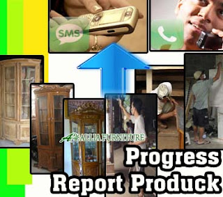 Progress Report Produk Mebel Allia Furniture