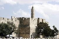 Jaffa Gate, Sha'ar Yafo,  باب الخليل, Bab el-Khalil
