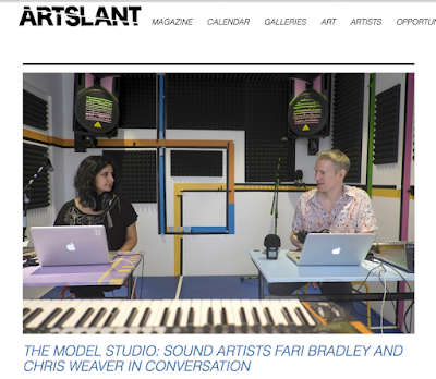 https://www.artslant.com/ny/articles/show/41752-the-model-studio-sound-artists-fari-bradley-and-chris-weaver-in-conversation