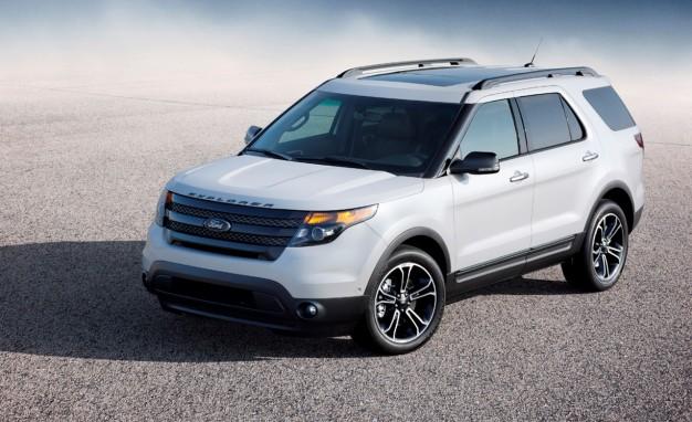 Potencia Ford Explorer Sport 2017