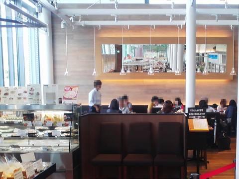 店内カフェスペース1 神戸屋ダイニング星が丘テラス店