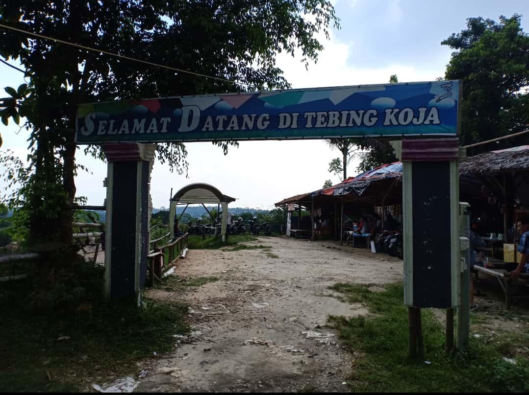 Wisata Alam Tebing Koja Tangerang, Cocok Buat Kamu Yang Suka Selfi