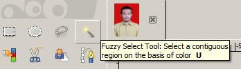 Selection Tools Pada GIMP