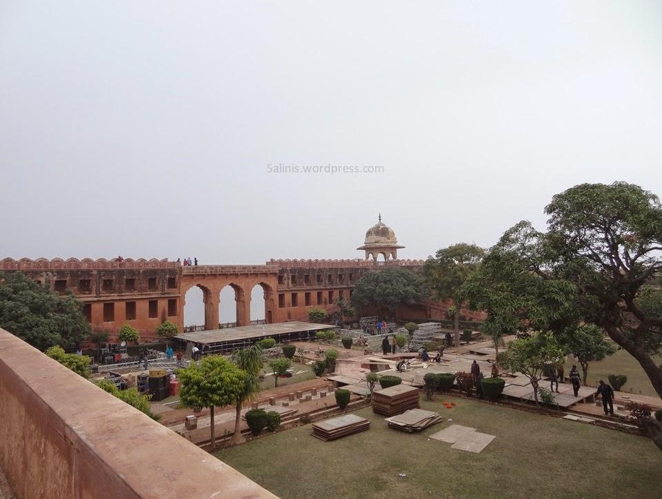 Awani Darwaza Window to heaven -  Jaigargh Fort - Jaipur Rajasthan India - Pick, Pack, Go