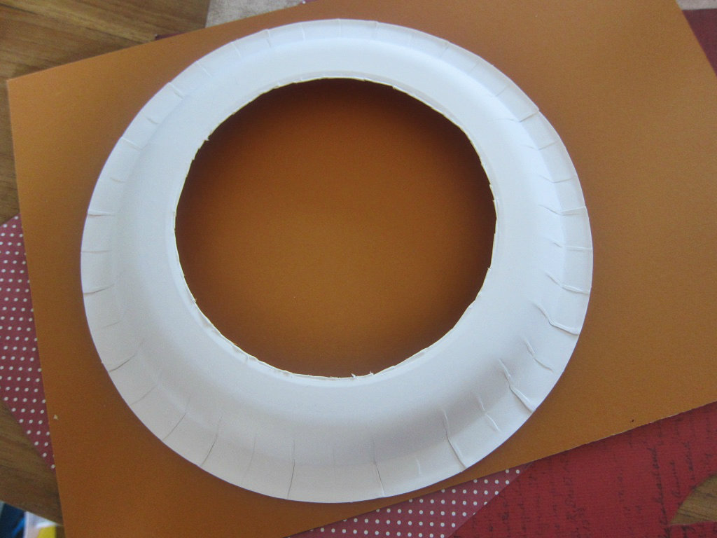 EasterWreath_2.jpg : things to make with paper plates - Pezcame.Com