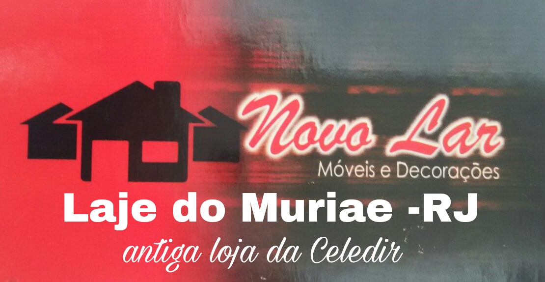 LOJA DE MÓVEIS NOVO LAR 2c626a3d0985c