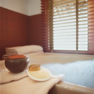 Photo of bubble bath