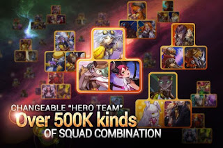 Fantasy Squad: The Era Begins Apk v1.3.8 Mod