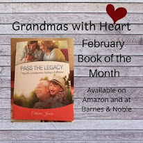 Grandmas with Heart February Book of the Month