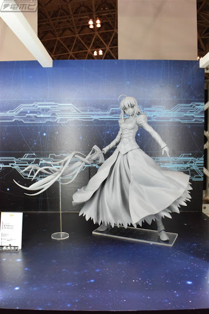 Saber 1/4 de fate/stay night