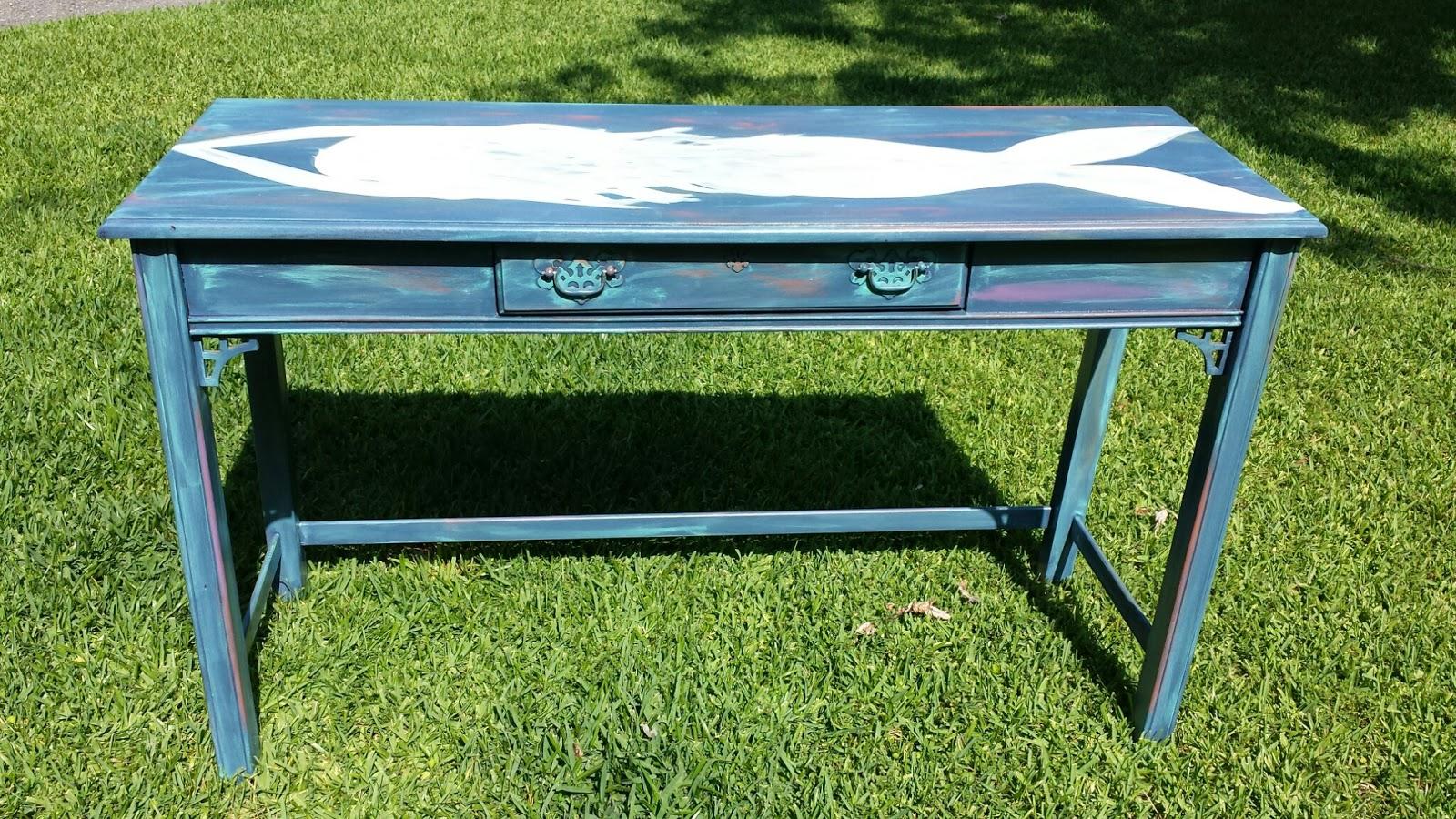 Star Furniture Sofa Table Bensen Sleeper Reviews Mermaid  Coastal Art