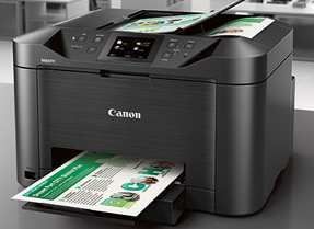 Canon Maxify MB5120 Reviews and Driver Download