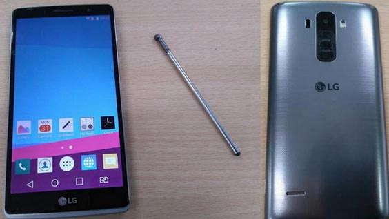 Menjajal Kehebatan LG G4 Stylus Versi Murah