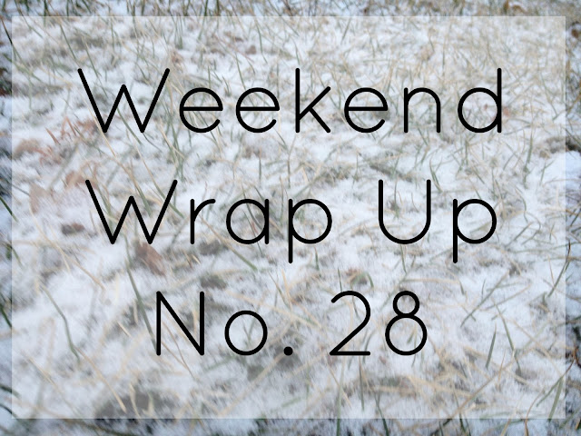 Weekend Wrap Up No. 28 from Courtney's Little Things