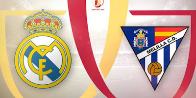 بث مباشر مباراة ريال مدريد ومليلية اليوم